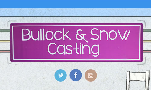 Bullock and Snow Casting